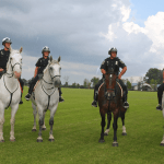 Polo At Sunset, a benefit for Mounted Patrol on July 29 18