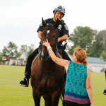 Polo At Sunset, a benefit for Mounted Patrol on July 29 11