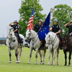 Polo At Sunset, a benefit for Mounted Patrol on July 29 15