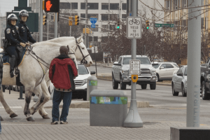 IMPD Mounted Patrol ready to welcome thousands Downtown for Indiana Black Expo