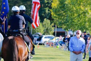 Thanks to you the IMPD Horse Patrol Association raised over $25,000