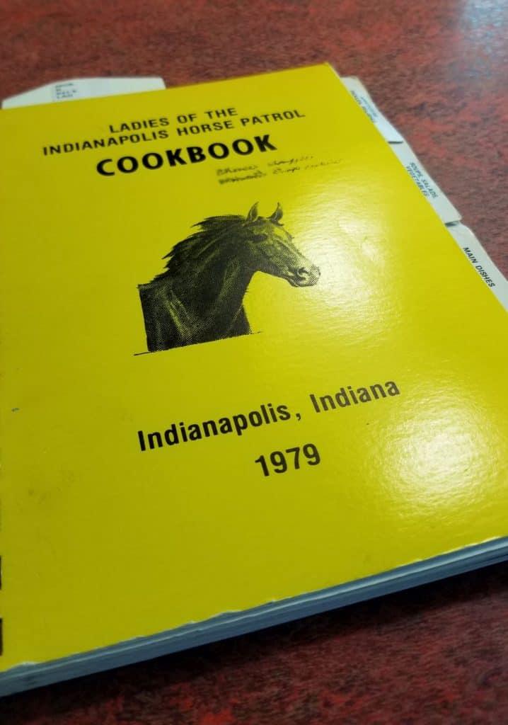Ladies of the Mounted Patrol Cookbook