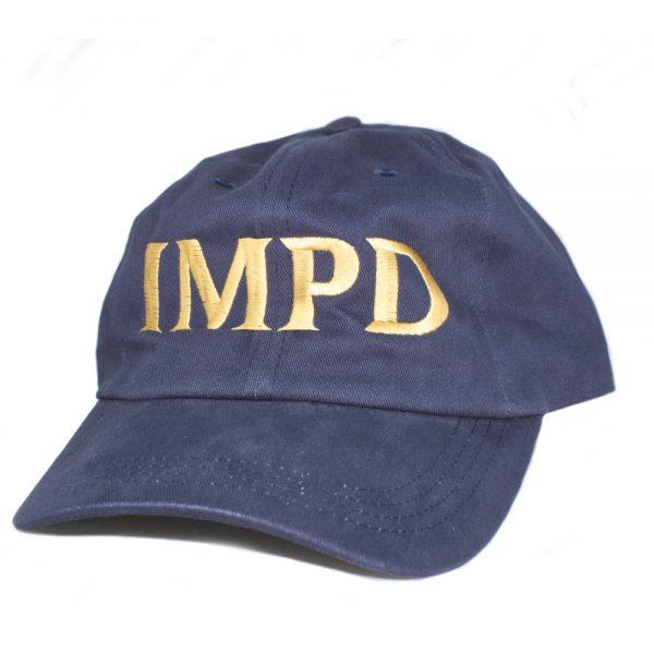 IMPD Cap - Front