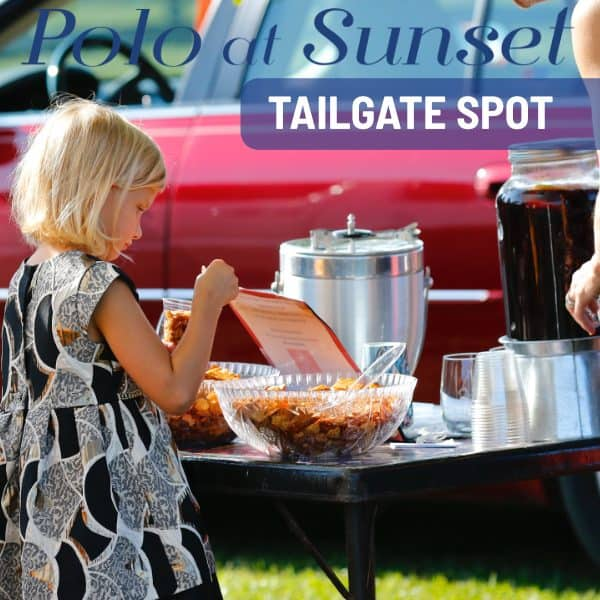 Polo Tailgate Parking