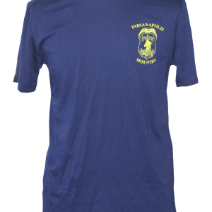 Blended IMPD Shirt Front