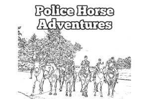 Download this free IMPD Mounted Patrol coloring book!