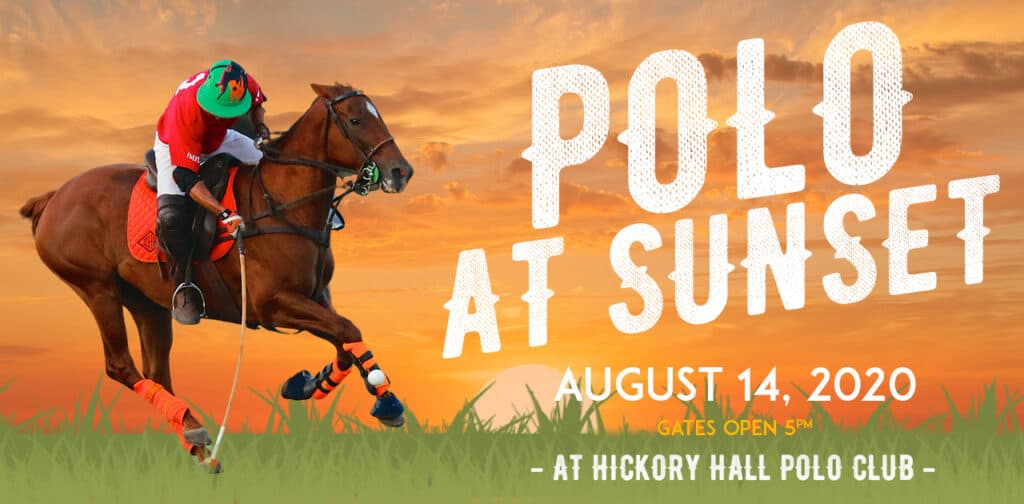 2020 Polo at Sunset Event