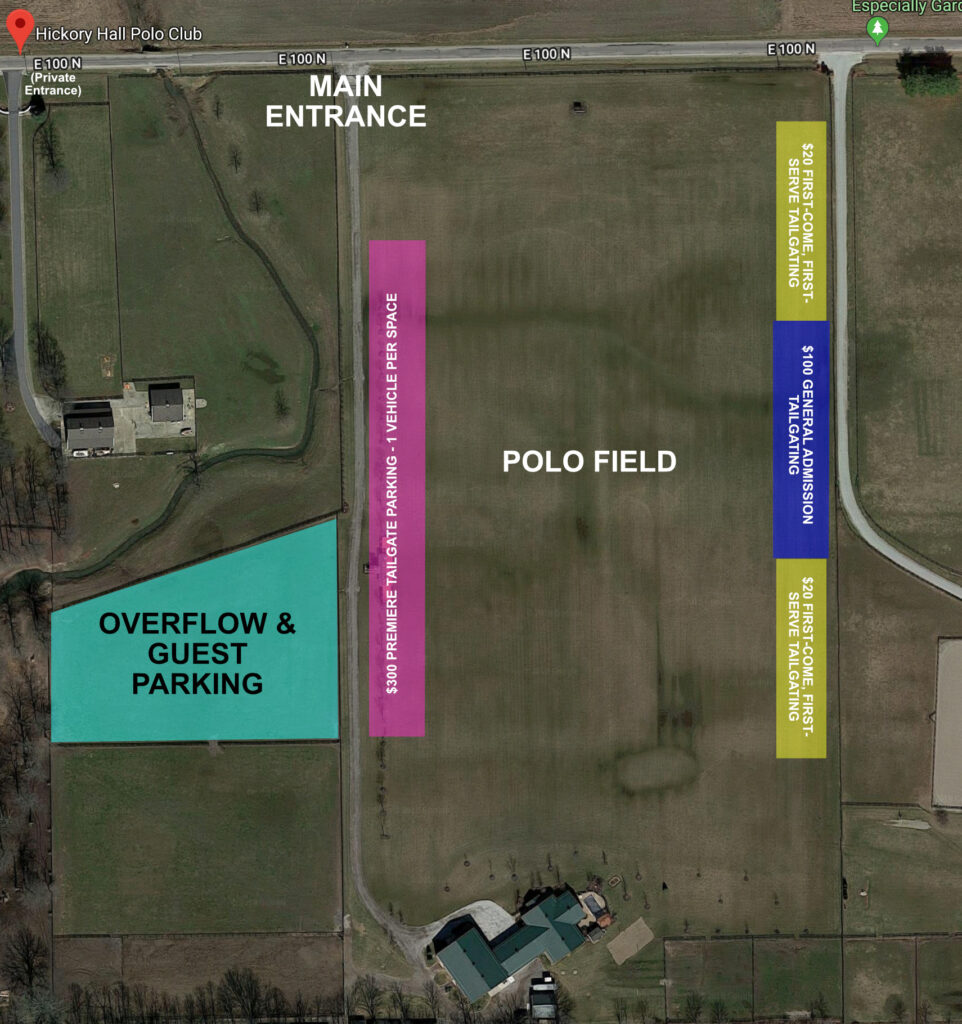 Polo Field Map